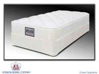 Twin mattress set starting from only $149!!! Queen