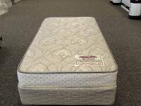 Twin Cushion by Manufacturing facility Direct Mattress.