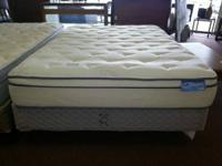 Sterilized bed mattress sets in all sizes! Twins