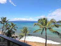 Mahana at Kaanapali Oceanfront 7th Floor Studio- Best