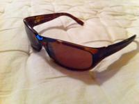This is a pair of Maui Jim (Stingray) sunglasses that