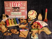 Description Mauka Woodwerks makes handmade nontoxic one