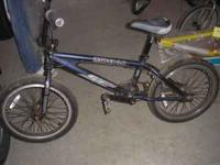 Mauler 3. BMX Bike, very good condition hardly used