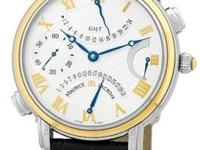 Gent's Stainless Steel & 18K Yellow Gold Maurice