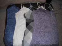 I have 4 tank tops size xl tank tops for sale for 6 .00