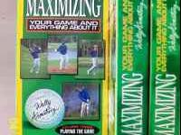 MAXIMIZING YOUR GOLF GAME BY WALLY ARMSTRONG........3