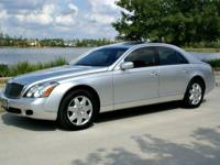 CRAVE LUXURY AUTO . This is a 2004 Maybach 57 that is