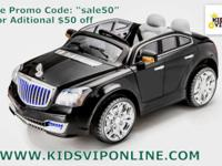 New model Maybach Style Ride on cars for boys and girls