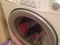 Maytag washer front loading $250 paid $800 best price