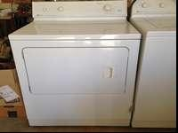 Maytag GAS Dryer. This runs on gas, not on electrical
