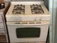 Maytag gas stove/range and oven for sale.  I just