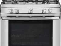 "Maytag MGR7775WS 30"" Freestanding Gas Range with 4"