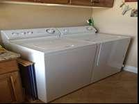 Matching Maytag Performa washer and gas dryer. $250.00
