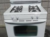 "Maytag Self Clean Gas Stove 30""widex28""deepx35""high"