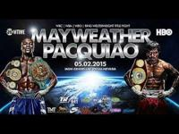 I'm selling 4 Floyd Mayweather vs Manny Pacquiao