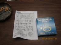 transgo shift kit for mazda ! part number sk cd4e-jr