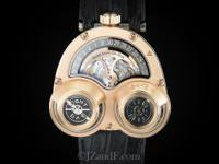 MB&F is a contemporary, creative genius, and this piece