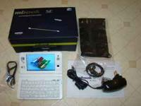 Mbook UMID SE 1.6Ghz 32gb touch screen mini laptop