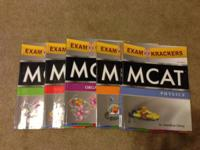 I have a Medical College Admission Test (MCAT) book