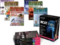 I am selling my 2015 MCAT study material. There is a