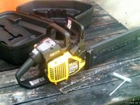McCullock Chainsaw. Good Condition, ready to go! Has a