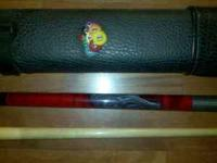I am selling this Mcderrmont Pool Cue..its in great