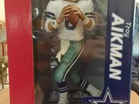 2005 Series Three McFarlane 12 inch Troy Aikman