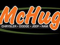 McHugh is the first and only new and used, Dodge and