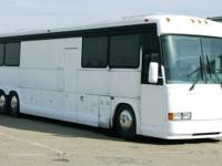 1991 MCI Canepa Design Bus Prototype One of two ever