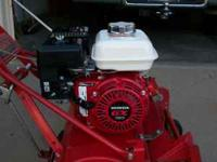 "McLane 20"" Reel mower. This is a Commercial McLane"