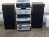 I have a real nice MCS Stereo system that I bought new