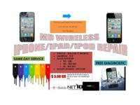 MD WIRELESS - WHOLE FOOD MARKET PLACE. At 7210 W. LAKE