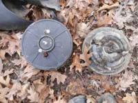 Mtd yard machine wheel weights have two sets, plus one