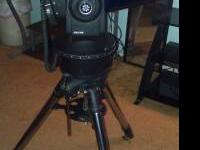 Meade etx 125 autostar telescope GREAT CONDITION Only