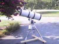 This is a Meade Schmidt Newtonian 10 inch f/4