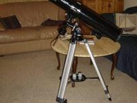 Great for the skywatching enthusiast! See the moons of