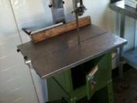 For sale  Meat Saw with  Grinder (never used