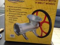 Northern Industrial with V-Belt Wheel. Brand new, still