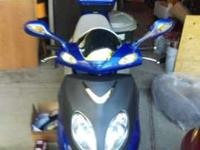 I HAVE A 2008 150CC SCOOTER THAT'S BEEN SITTING IN MY