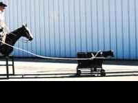 Automatic Roping Horse, needs repairs Is not working