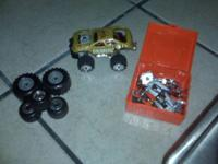 BUILD YOUR OWN CAR FROM THE BOTTOM UP ACCESSORIES AND