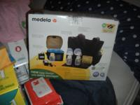 Medela Double electric advanced breast pump WITH