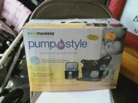 Like new medeala pump in style...I paid