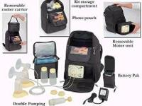 Pump In Style Traveler Breastpump made by Medela. This