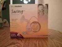 Medela Swing Electric Breast Pump Product Description