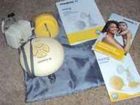 I will be selling this Breast Pump with all