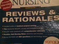 Medical Surgical Nursing Reviews & Rationales Second