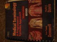 Medical Terminology book by Dennerll. ISBN: 7 Can be