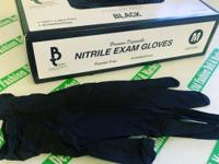 Nitrile Exam  Gloves - Medical Grade, Powder Free,