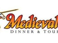I have readily available reduced Medieval Times tickets